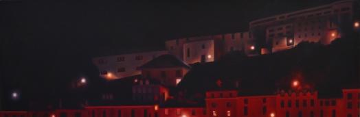 Grenoble-bastille-nuit
