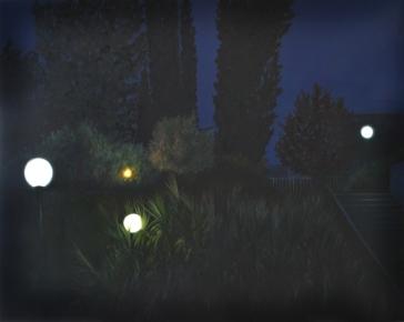 Lumières de Belleville, huile sur châssis toilé, 100X80 cm