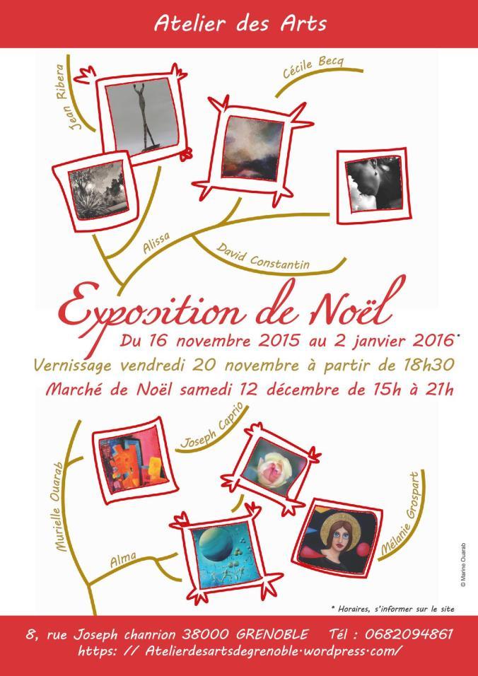 Affiche expo noë é(1)