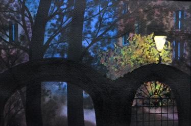 Passages, encres, 22x28 cm