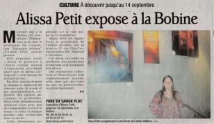 Alissa article Duaphiné Bobine recadré