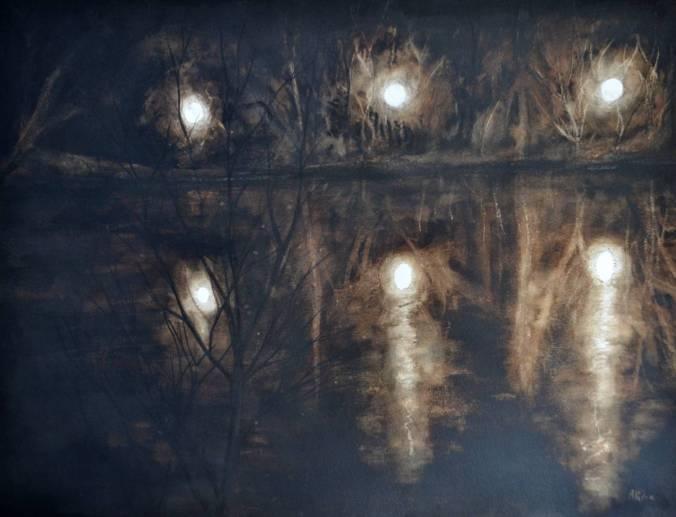 Lumières lacustres web