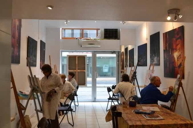 atelier acryom